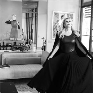 Heidi Dillon. Photo courtesy of Fashion X Dallas.