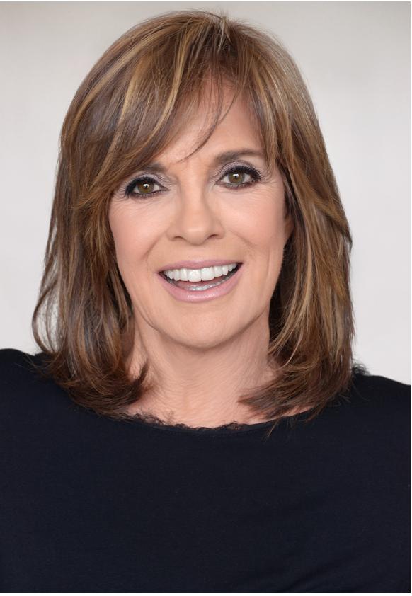 Linda Gray. Photo courtesy of Fashion X Dallas.