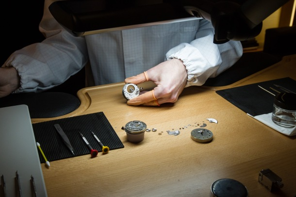 See the craftsmanship behind the world's most coveted watches on Wednesday, November 16 through Sunday, November 20.